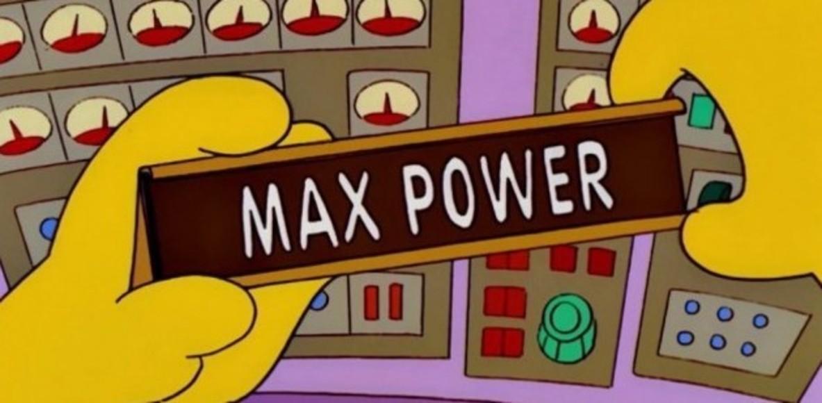 max. Power