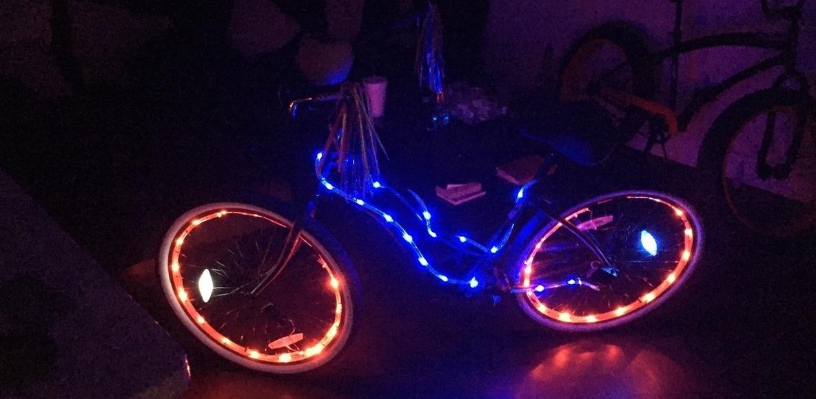 Thursday Light Riders