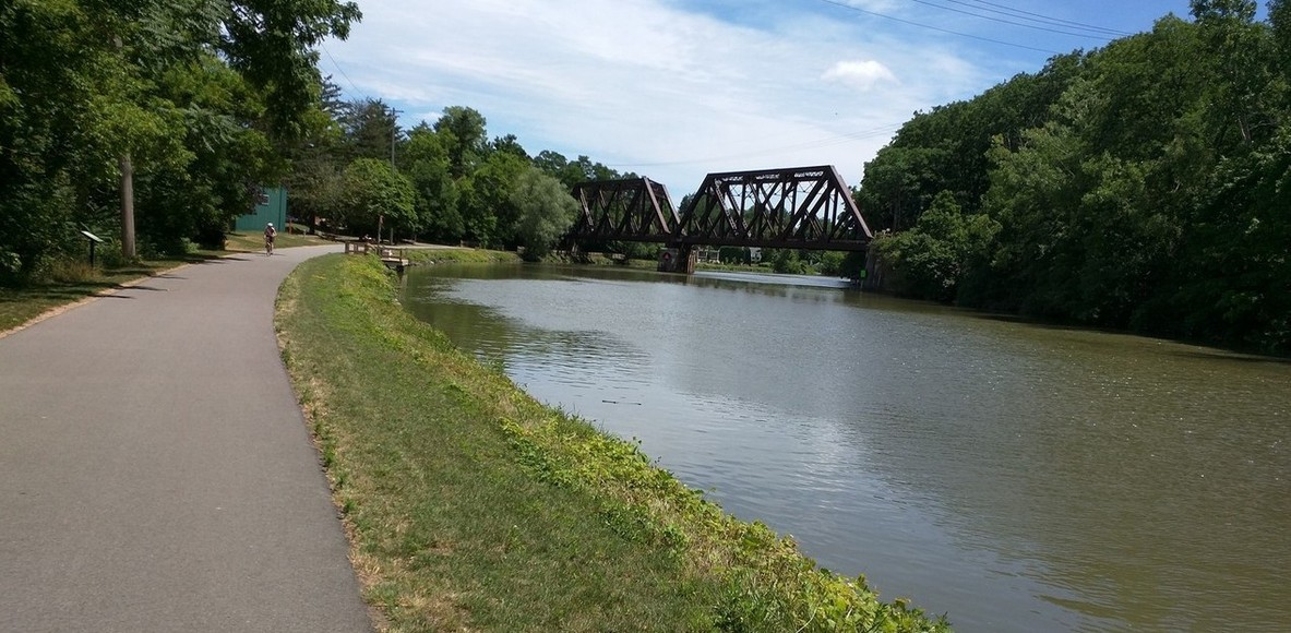Cycle The Erie Canal - 2019