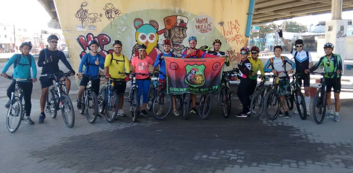 Guerreiros Bike - PE