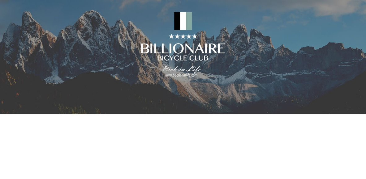 Billionaire Bicycle Club