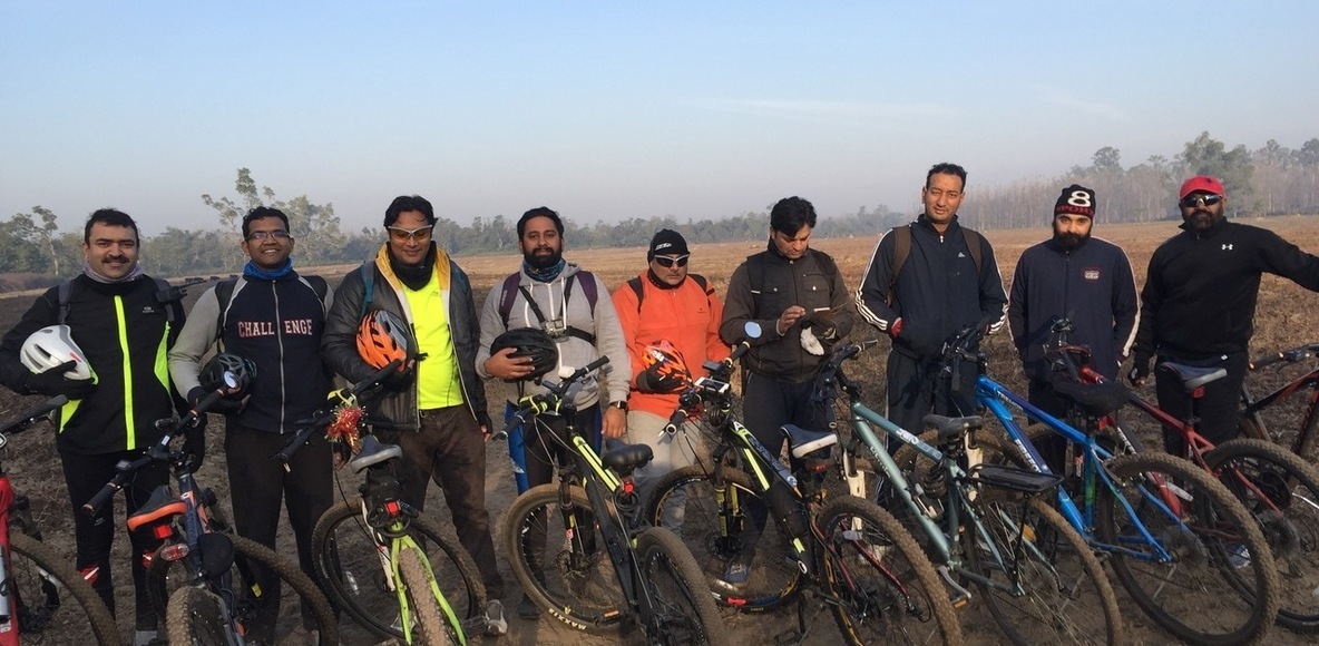 rudrapur bike club