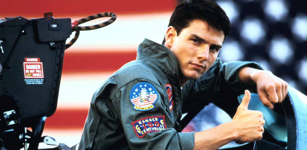 Top Guns Always Wave