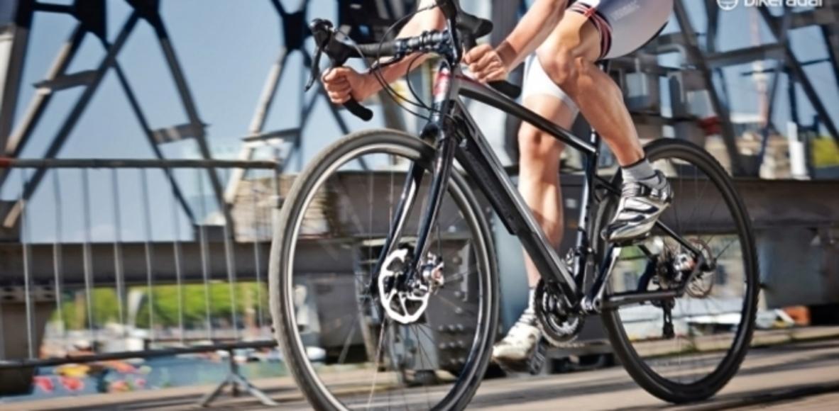 Bike Gravel Saujon