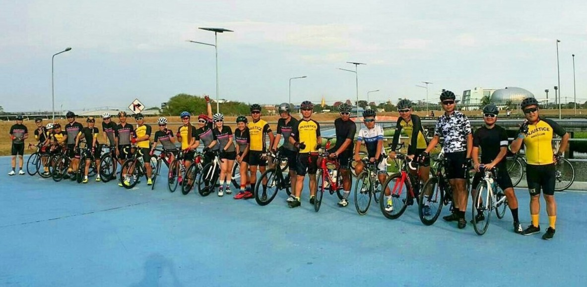 INJUSTICE CYCLING CLUB (ICC)