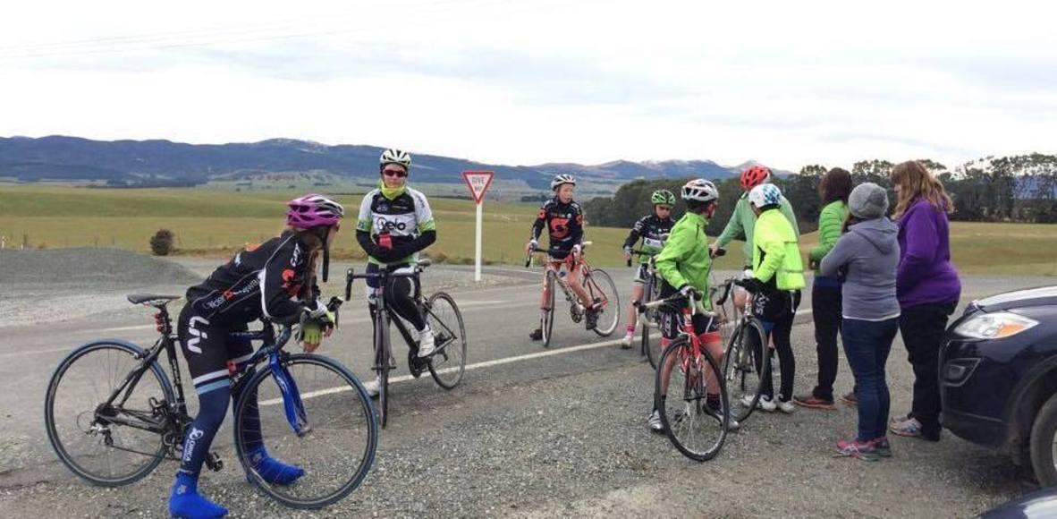 Cycling Southland Junior Social Rides