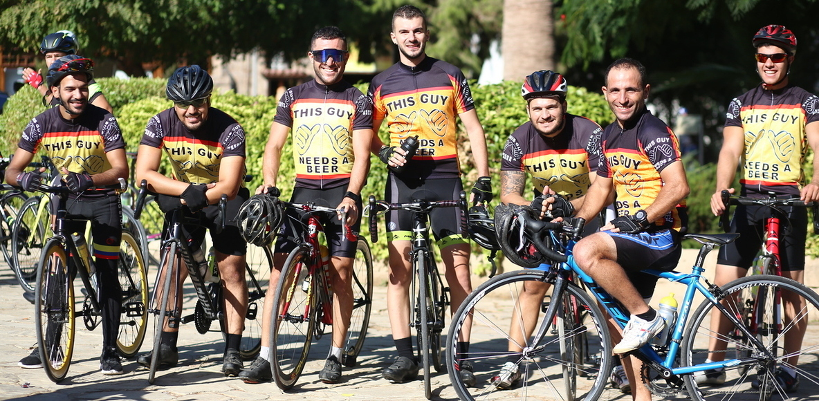 Climb and Beer Cycling Cyprus