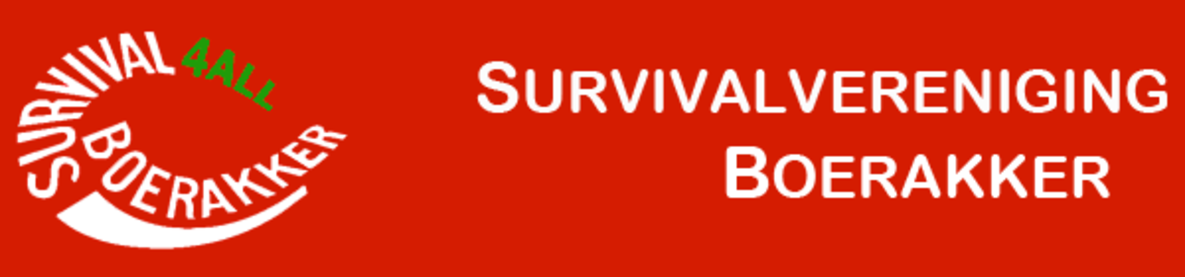 Survivalvereniging survival4all Boerakker