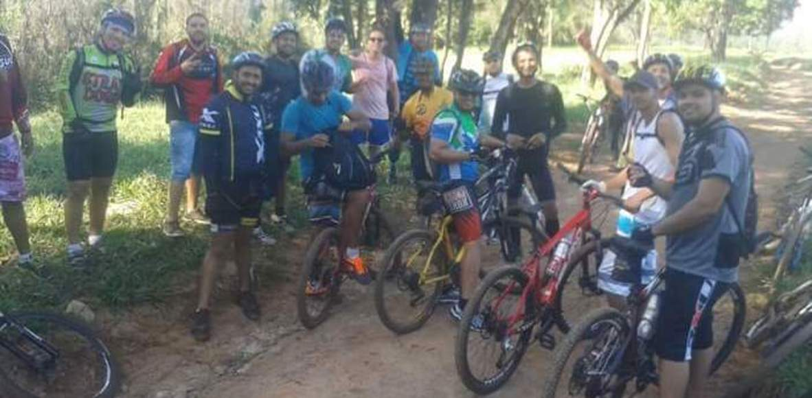 Galera da Bike - Ibirité MG