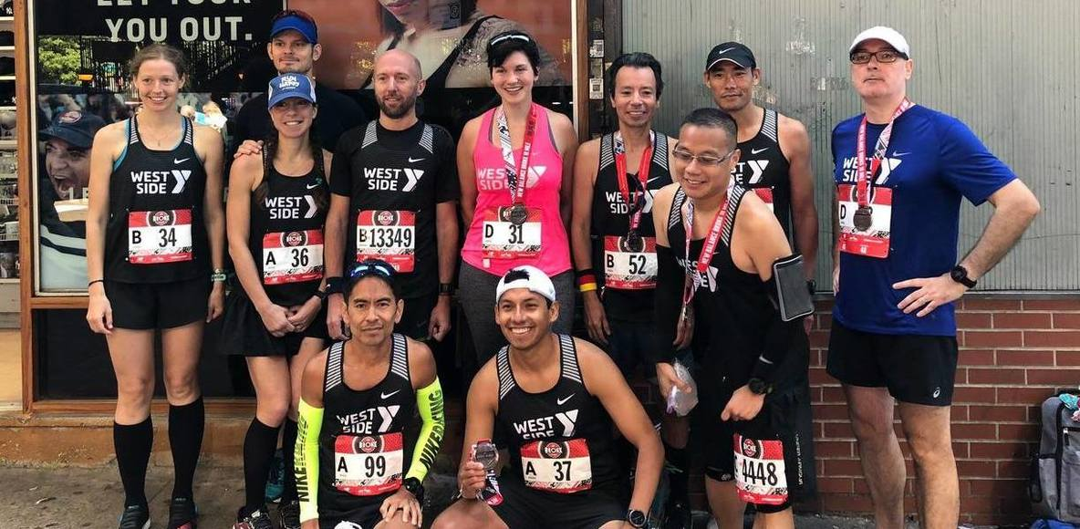 West Side YMCA Road Runners Club