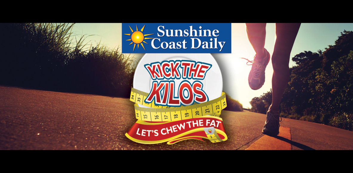 Sunshine Coast Daily Kick the Kilos