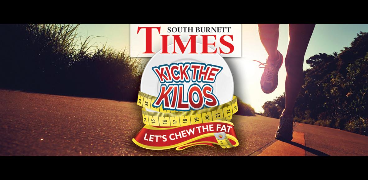 South Burnett Times Kick the Kilos