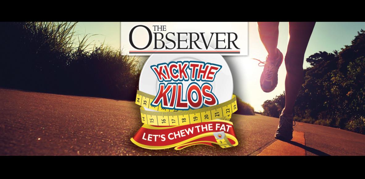 The Observer Kick the Kilos