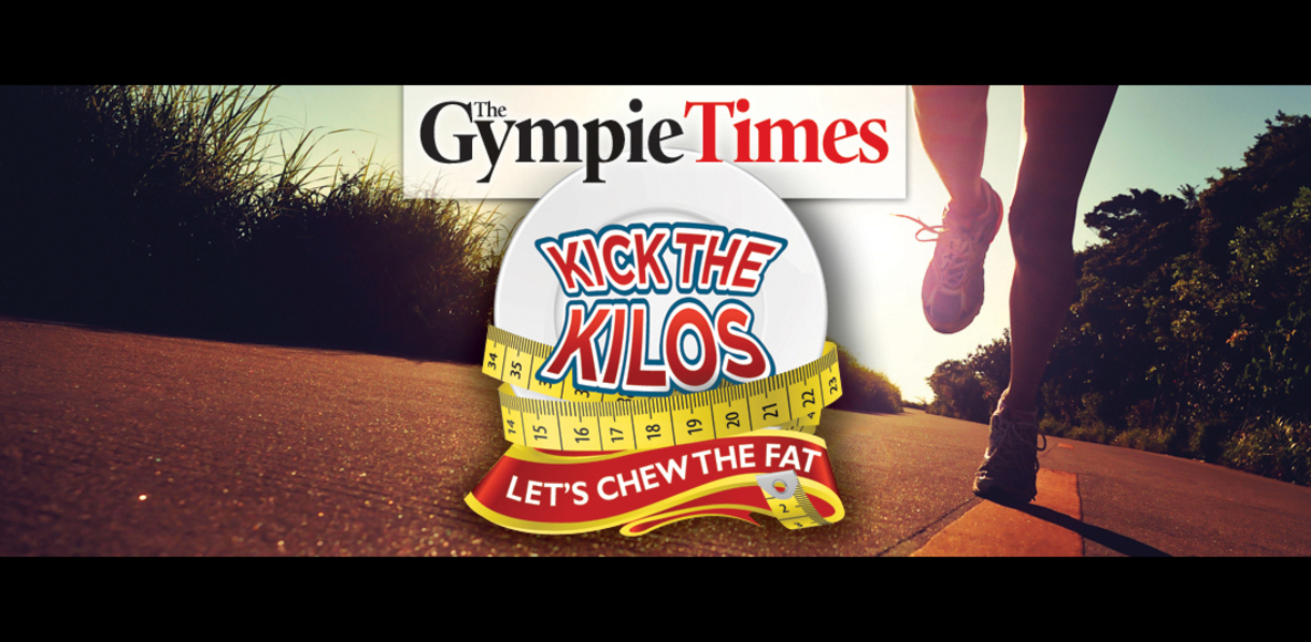 Gympie Times Kick the Kilos