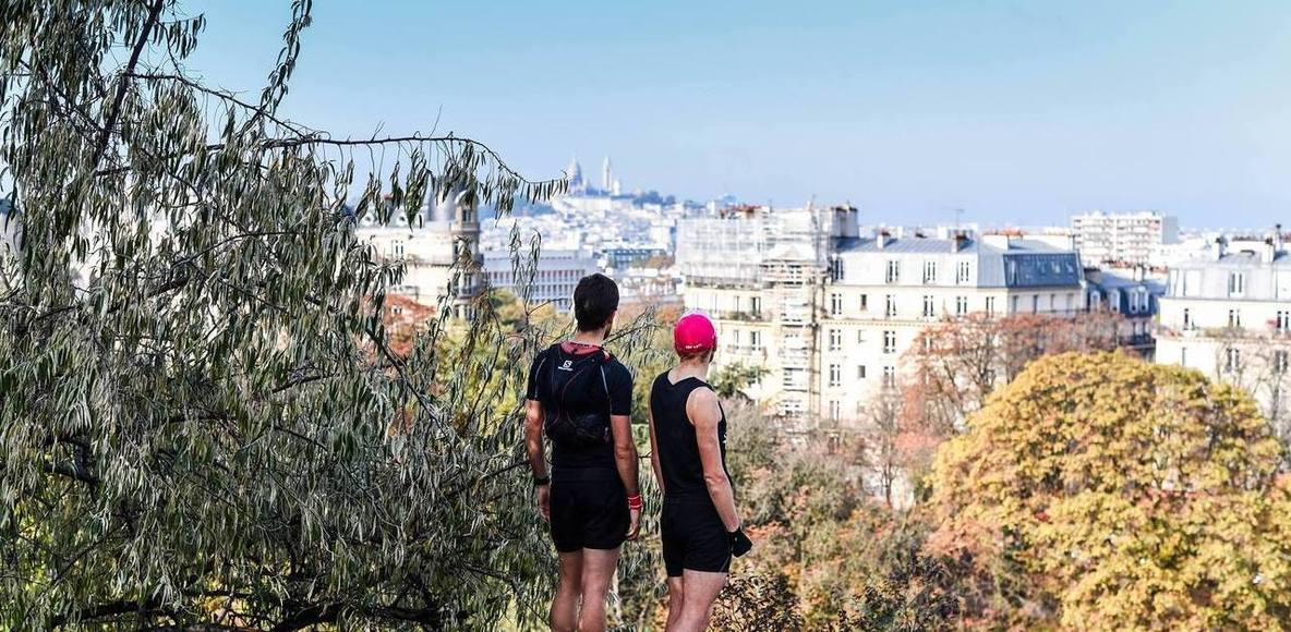 Trail  Run Paris