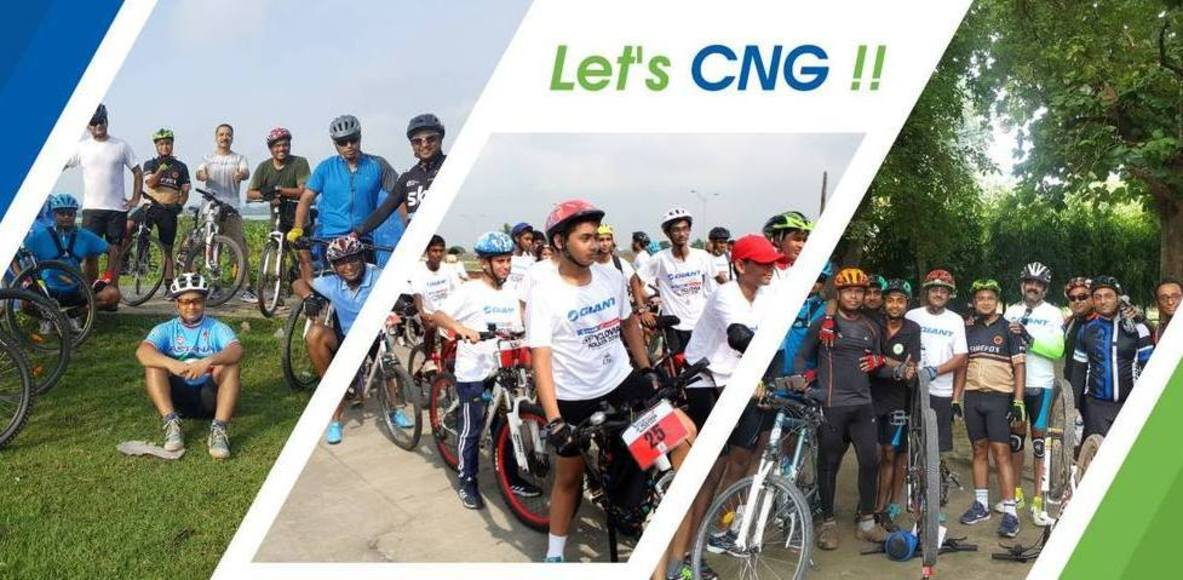 CNG - Cycle Network Grow