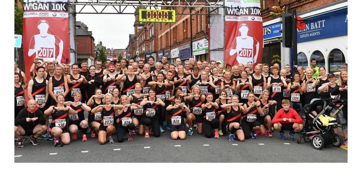 Wigan Harriers Endurance Running Group
