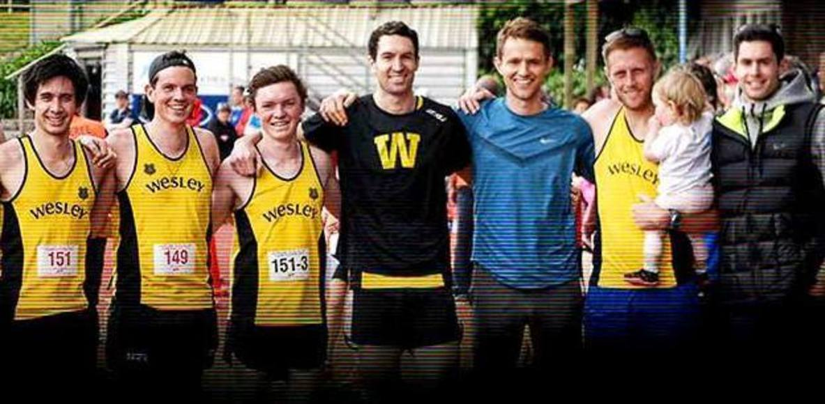 Wesley Athletic  Harrier Club