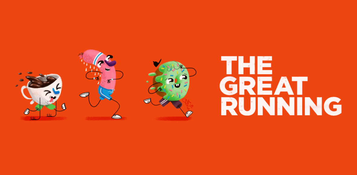 The Great Running