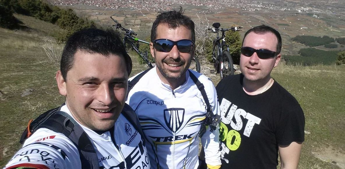 MTB The Wolf Pack @ Prilep Macedonia