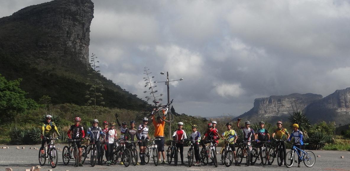Gell Bike Clube Lapão