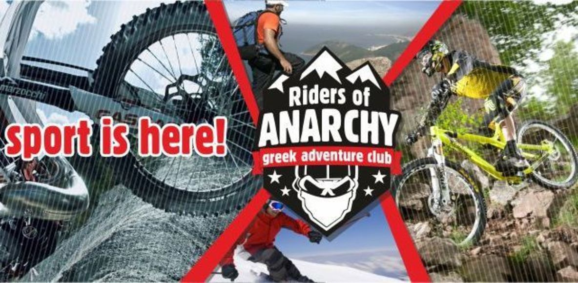 Riders Of Anarchy