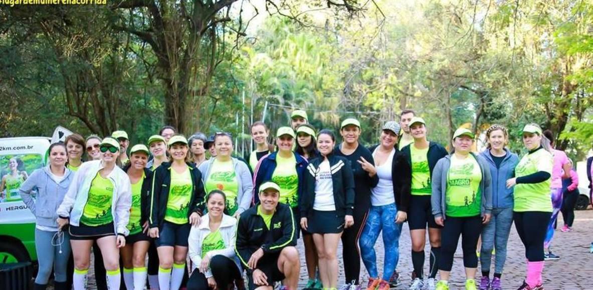 Clube de Corrida 12 km