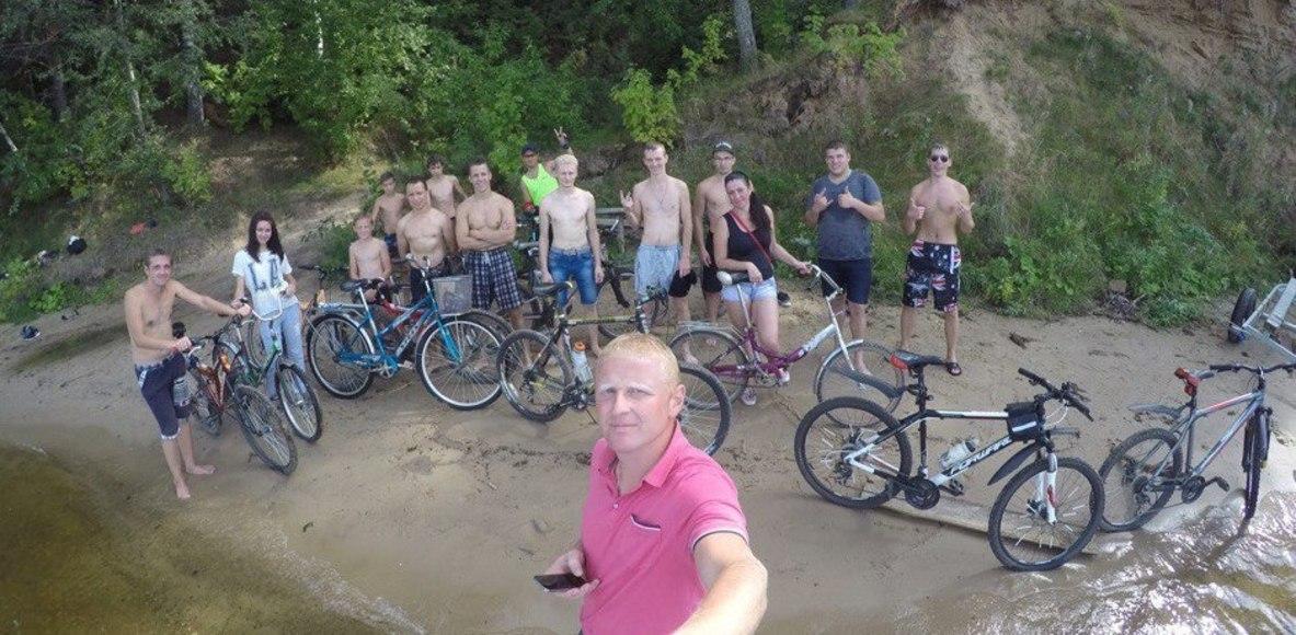 Юрьевец велоклуб