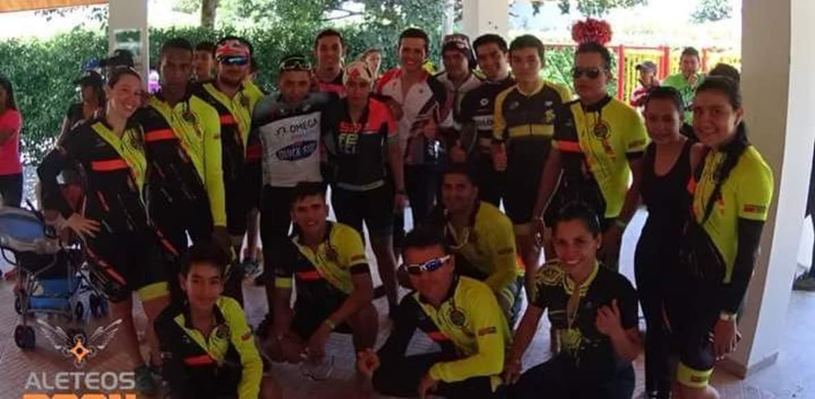 CLUB MTB CAPIBARAS