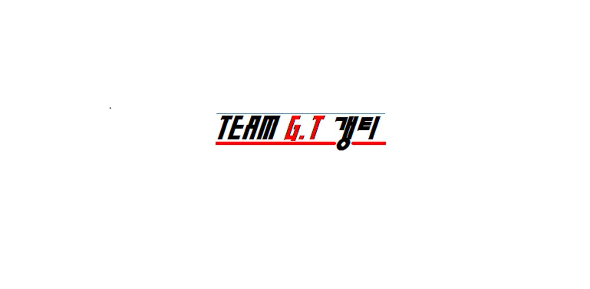 Team G.T_갱티