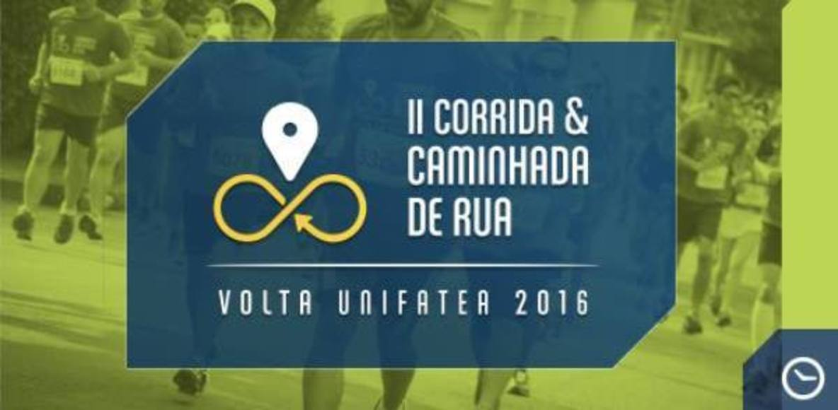 Volta UNIFATEA 2016