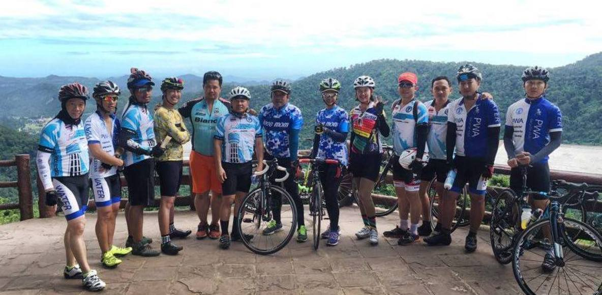 PWA2 Cycling Club