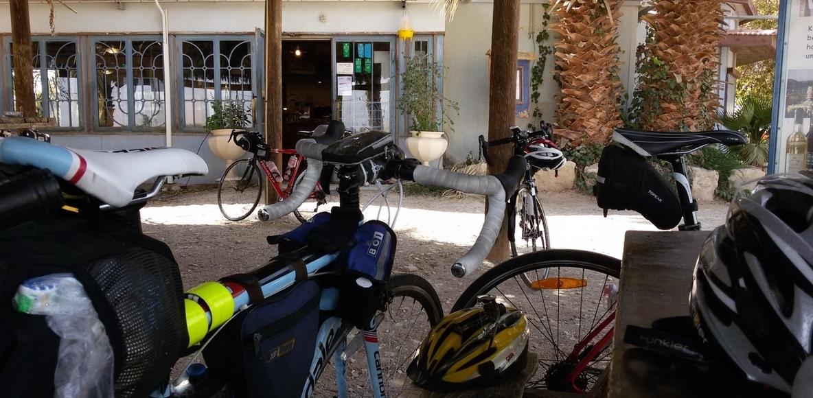 Brevets Riders In Israel