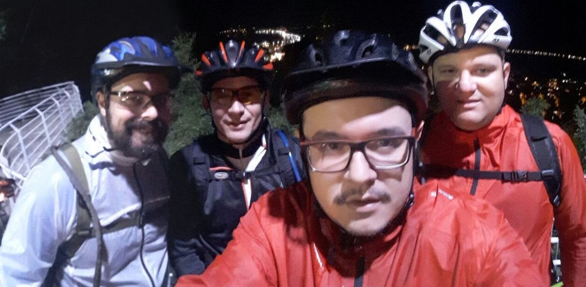 Pedal Forquilhas