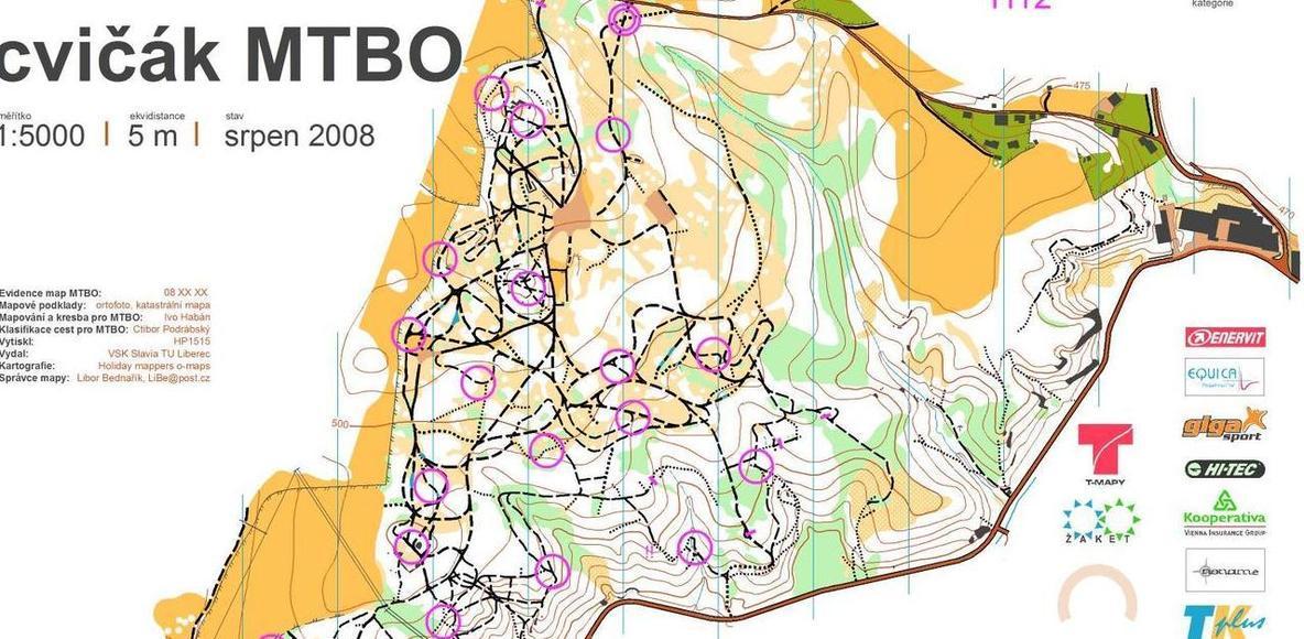Slavia Liberec Orienteering