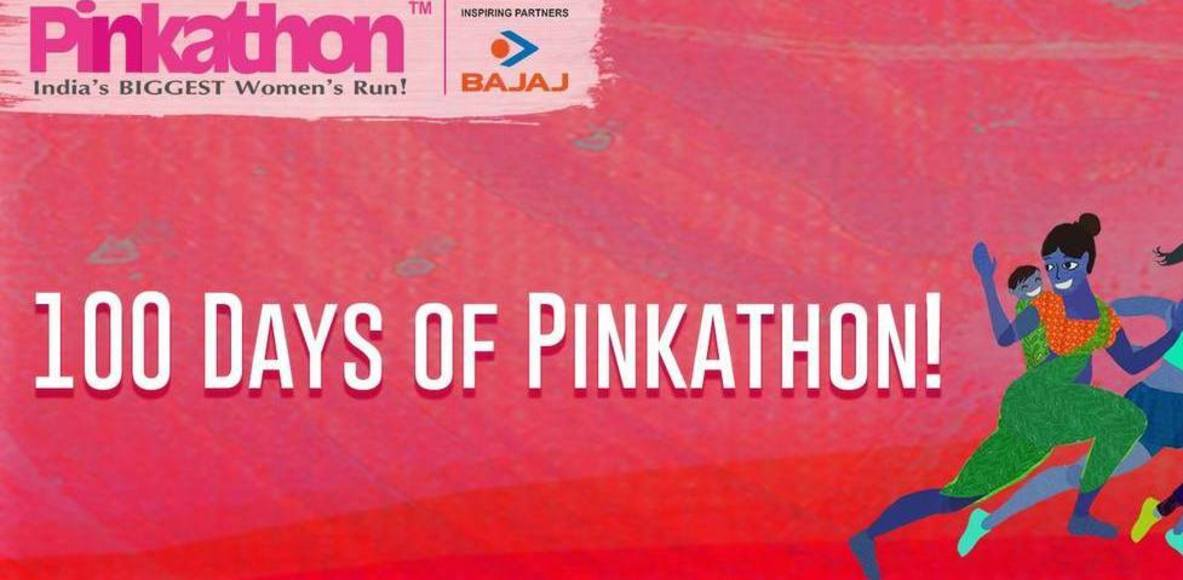 Pinathon 100 Days of Running