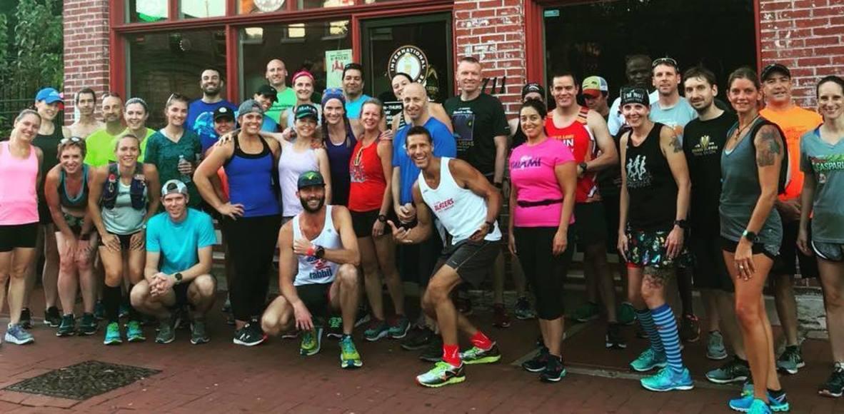 Arch City Run Club