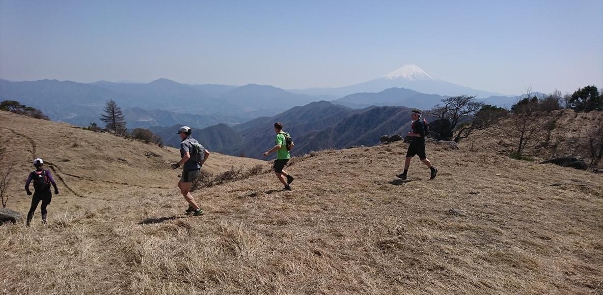 Tokyo Trail Running - 東京トレイルランニング
