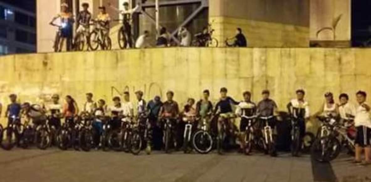 Sur pedaleros
