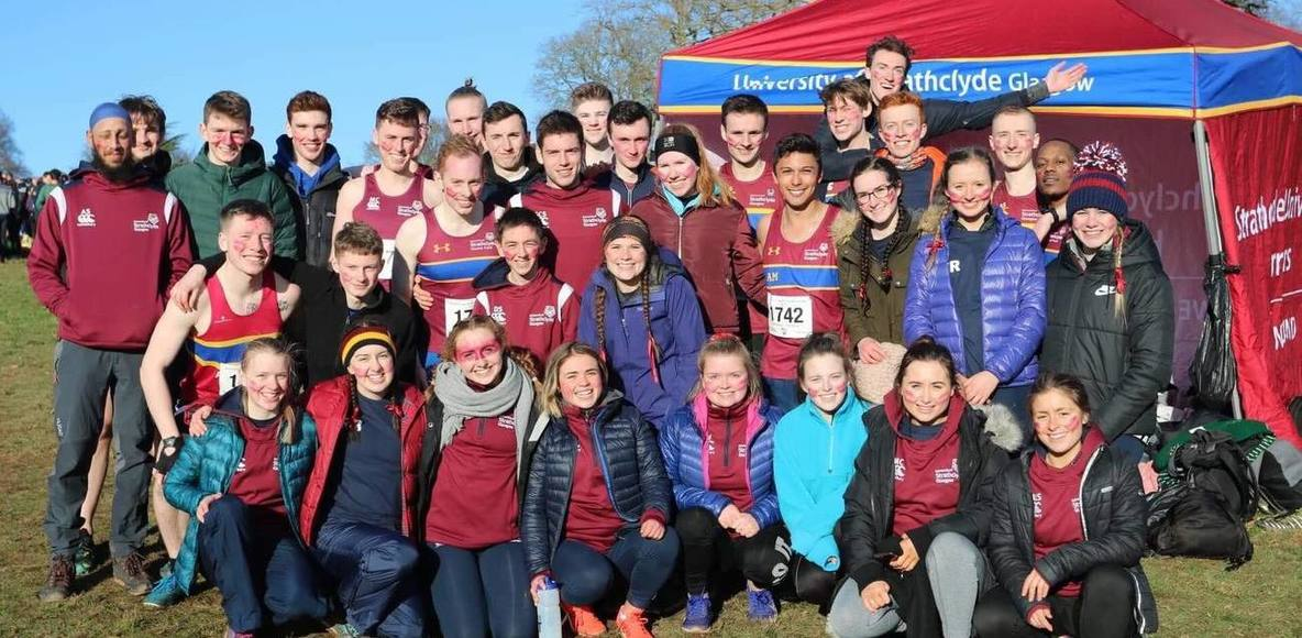 University of Strathclyde Harriers