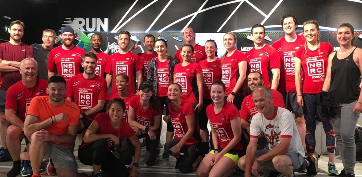 New Balance Run Club London
