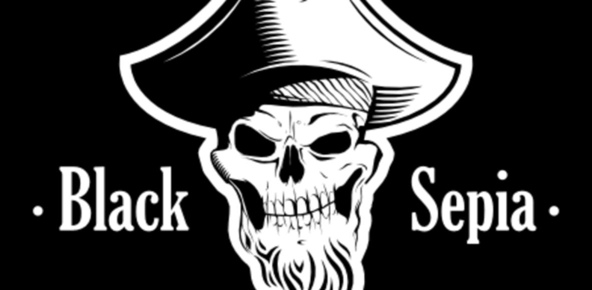 Black Sepia