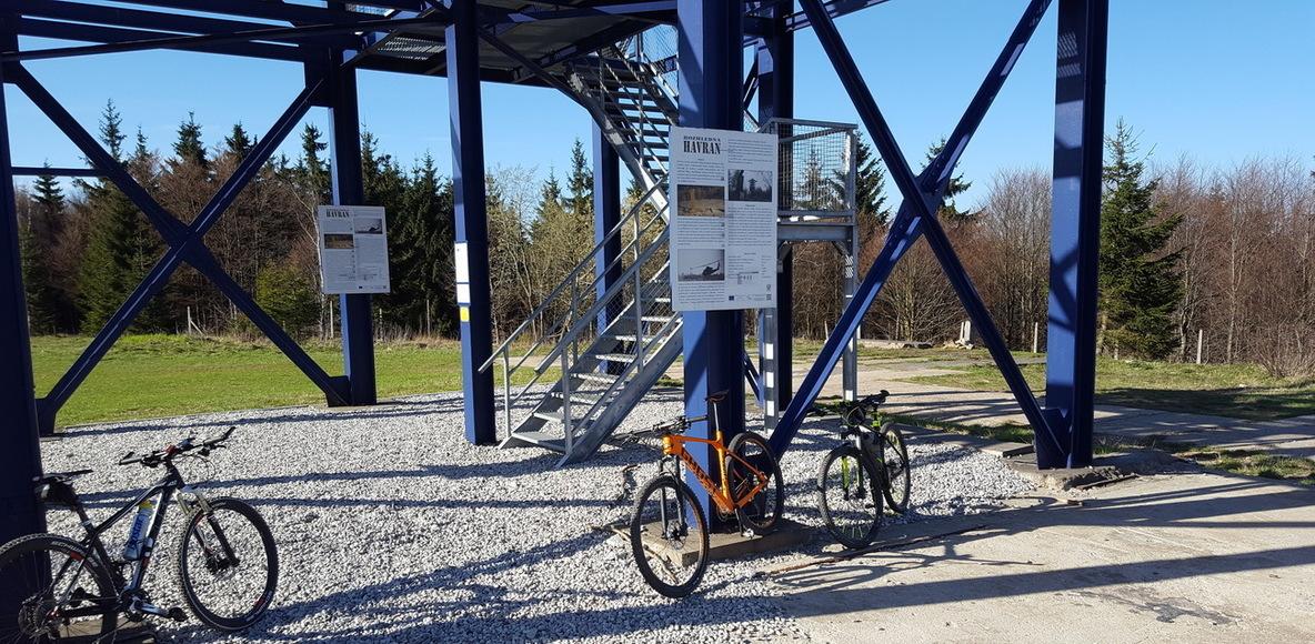 Cyklisti Českého Lesa