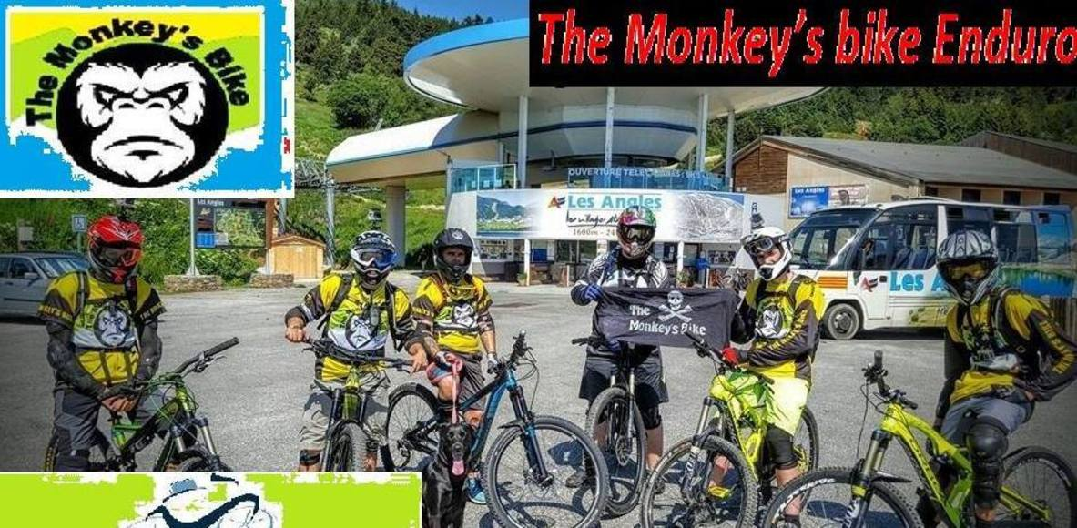 The Monkey's bike Enduro