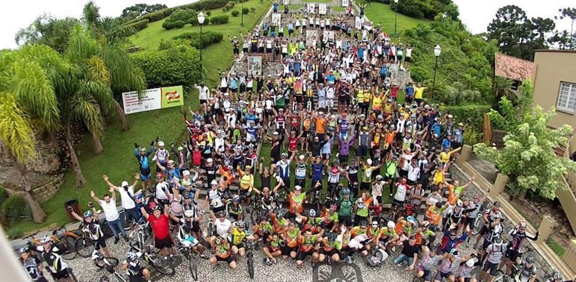 Ciclistas de São Bento do Sul