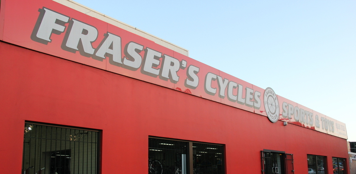 Fraser's Cycles