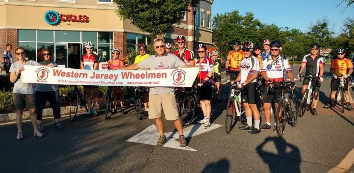 Western Jersey Wheelmen