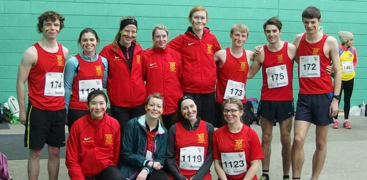 Keele University Athletics and XC