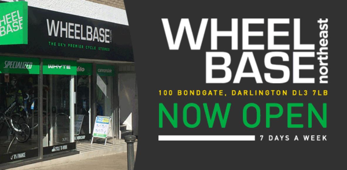 Wheelbase North East