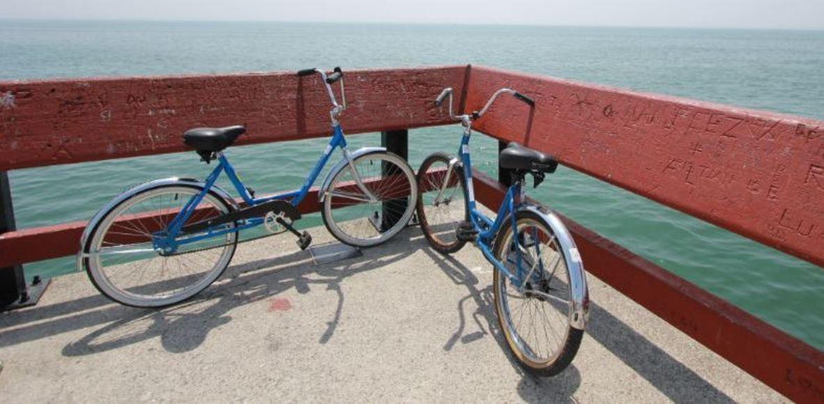 Creativos en Bicicleta